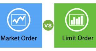 Market order & Limit order